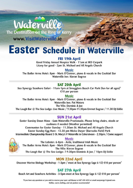 Easter Weekend In Waterville